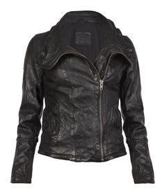 Caledonian Leather Jacket
