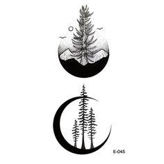 Wyuen Planet Constellation Temporary Hand Tattoo Stickers Body Art Ecology Mountain Waterproof Fake Tatoo New Design Sibling Tattoos, Sister Tattoos, Fake Tattoos, Body Art Tattoos, New Tattoos, Small Tattoos, Tattoos For Guys, Creative Tattoos, Unique Tattoos