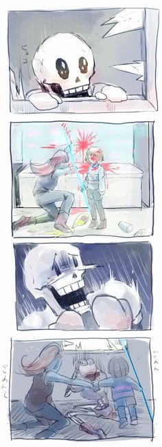 Undertale - Papyrus OMG!