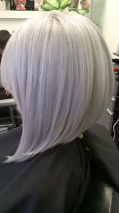 FORMULA: Modern Silver - Hair Color - Modern Salon