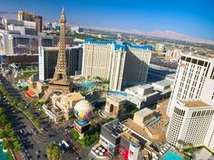 20 essential things to do in Las Vegas