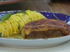 File Gratinado Com Batatas Rusticas Recipe In 2020 Food Pork