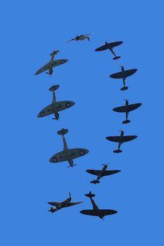 Spitfire loop... love it!