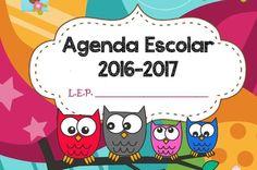 destacada agenda escolar