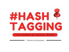 Hashtagging Strategies Pinterest Board.  Best Infographics, tips and ways to use a Hashtag to find your perfect customer. #pinteresting #socialmediatips