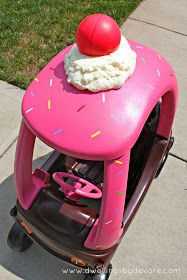 Dwellings By DeVore: Cozy Coupe Makeover