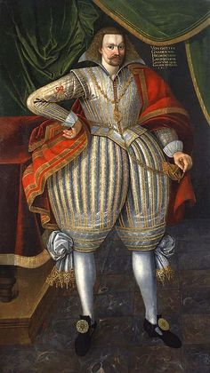 Wilhelm Kettler (20 June 1574 – 7 April 1640) was the Duke of Courland, a region of Latvia. Wilhelm ruled the western Courland portion of the Duchy of Courland and Semigallia, while his brother Friedrich ruled the eastern Semigallia portion.