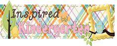 a kindergarten blog