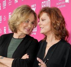 Jessica Lange and Susan Sarandon