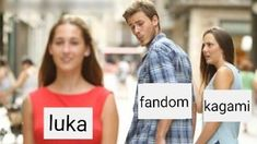 I'm still waiting Luka