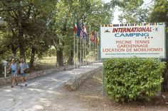 International Camping Aups-France