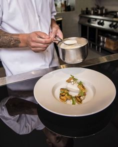 The ChefsTalk Project  Plating ideas