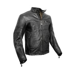 Awesome motorcycle jacket.  Ronin Leather Jacket from Roland Sands Designs