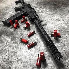 Molot 12 ga. shotgun
