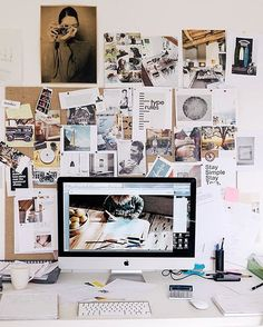 Inspo wall #workspacegoals ✨ Regram via: @jasonckelly in New Zealand  Woop woop it's Friday  We're celebrating with this beauty of a workspace in Raglan ✌️ It belongs to furniture maker Will from @wrwandco + was shot by Jason, a photographer based in Queenstown. We just spent 30 mins scrolling WRW & Co's new website + the entirety of Jason's feed...wow wow wow  Beautiful desks, beautiful scenery    Thanks so much Jason for the tag  PS. Jason's feed WILL make you wan...