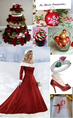 christmas wedding theme diy wedding crafts christmas wedding theme board red and green