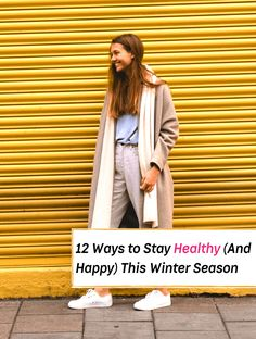 Whether you like it or not, winter comes every year, and it leaves on its own schedule. You'll have to deal with this chilly season no matter what, so you may as well do it healthily. Your quality of life depends on the amount of effort that you're willing to contribute. If you put a... Read More » The post 12 Winter Wellness Tips Every Girl Needs This Year appeared first on Everything Abode. Every Girl, Every Woman, Ways To Stay Healthy, Do Your Best, Wellness Tips, Winter Season, Schedule, Effort, How Are You Feeling
