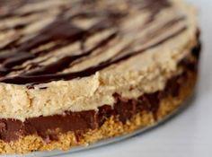 Reese's fudge pie