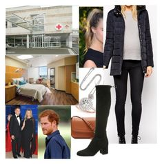 """One Wild Ride- Visiting father at the Hospital and finding out their flight has been cancelled"" by harryandthecambridges ❤ liked on Polyvore featuring Pomellato, Allurez, PearLustre by Imperial, J.Crew and Sam Edelman"
