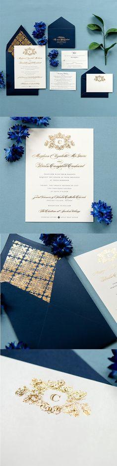 Maggie Wedding Invitation
