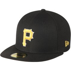 Andrew McCutchen Pittsburgh Pirates New Era Name & Number 59FIFTY Fitted Hat - Black