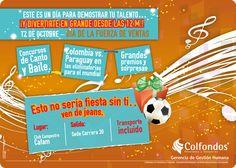 Invitacion Fiesta colonos
