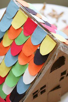 cardboard kids craft