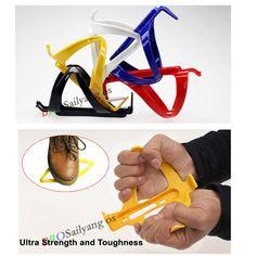 HOT! 5 Colors Phụ Kiện Đi Xe Đạp Xe Đạp chai lồng lồng/Nhựa Có Thể Điều Chỉnh Xe Đạp Xe Đạp Leo Núi Phụ Kiện Nước Giữ Chai