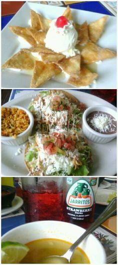 Down South Spanish food