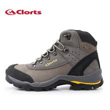 2017 Clorts Men Genuine Leather Hiking Boots Nubuck Waterproof Outdoor Sneakers EVENT Climbing Shoes 3A012 //Price: $US $199.00 & FREE Shipping //     #hoodie