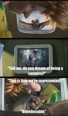 Even Sony hates Twilight - Imgur