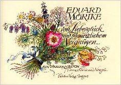 Eduard Morike: Von Liebesglück und schmerzlichem Vergnügen: Ein Skizzenbuch. Illuminiert von Thomas F. Naegele (2000).  (Eng: Eduard Morike: Of Dear Luck and Painful Pleasure: A Sketchbook. Ilustrations by Thomas F. Naegele. 2000).