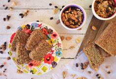 Blog de recetas y paseos gastronómicos. Healthy Snacks, Cereal, Cookies, Breakfast, Desserts, Food, Banana Cakes, Healthy Snack Foods, Appetizers