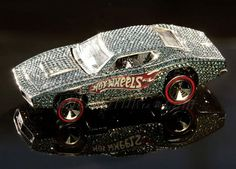 most expensive hot wheels toy car in the world ever
