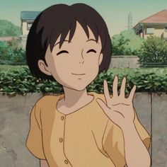 Studio Ghibli Art, Studio Ghibli Movies, Hayao Miyazaki, Anime Manga, Anime Art, Cute Anime Pics, Animation, Cartoon Icons, Aesthetic Anime