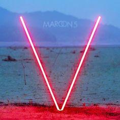 """Maroon 5 reveló la portada y el tracklist de """"V"""", su nuevo álbum"""