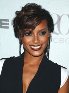 short african bob haircut 2013