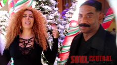 Roderick Dolphin & Afida Turner Shout Out for Soul Central Magazine @Sou...
