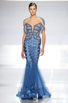 Tony Ward Haute Couture 2013