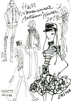 H&M WOMENSWEAR AUTUMN WINTER 2013