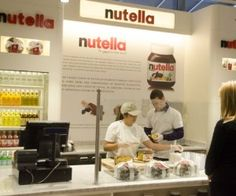Eataly Replaces Wine Store with Nutella Bar