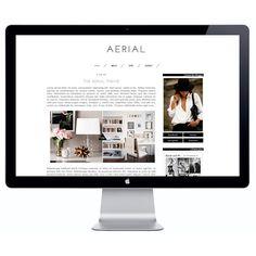 V1.  Instant download Blogger theme  Arial by PixelHazeDesigns, $15.00