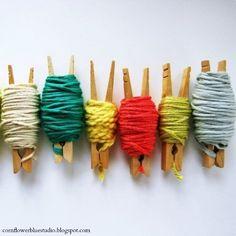 CreatiKnit   8 Ways to Organize that Messy Yarn Stash!