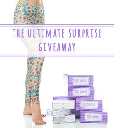 Ultimate Surprise Giveaway!