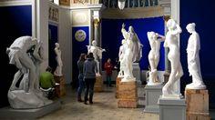 Visit the Ny Carlsberg Glyptotek Museum of Art and Antiquities in Copenhagen
