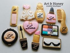 Make up cookies
