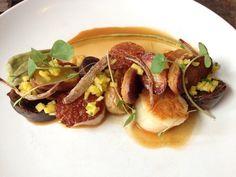 715 Restaurant -  Scallops