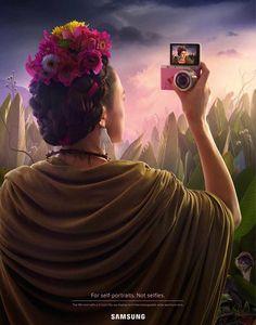 Famous Self-Portraits As Selfies