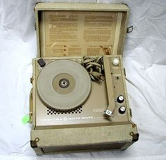 NEWCOMB RECORD PLAYERS
