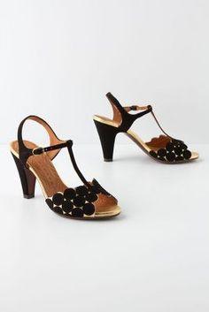 dotty peep toes